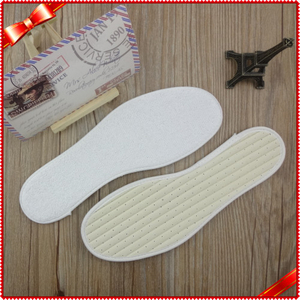 Covered Edge Deodorizing Shoe Insole