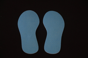 Comfortable Non-woven Insole Shock Absorbtion Insole