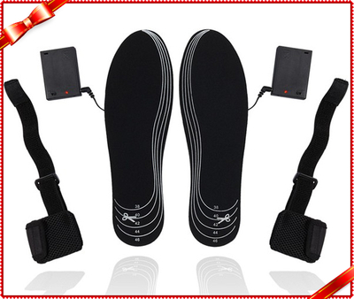 High Quality Winter Battery Heating Insole Warm Insole for Shoe