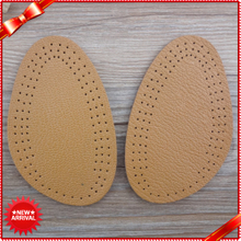 Shock Absorption Leather Forefoot Cushion