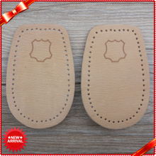 Comfortable Genuine Leather Insole Latex Heel Pad