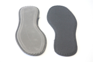 Custom Warm Felt Insole Custom Stripe Latex Suitable Insole