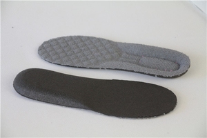 Custom Warm Felt Round Hole EVA Insole