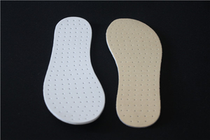 Custom Warm Felt Insole Comfortable Latex Towelling Insoles