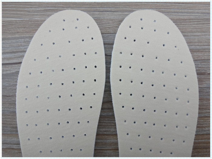 Hot Selling Foam Rubber Insoles Memory Foam Footbed