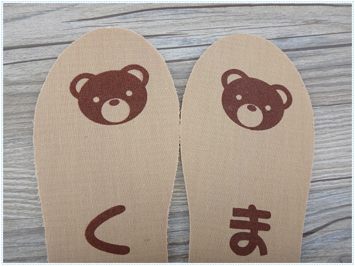 Custom Cartoon Orthotics for Toddlers with Flat Feet