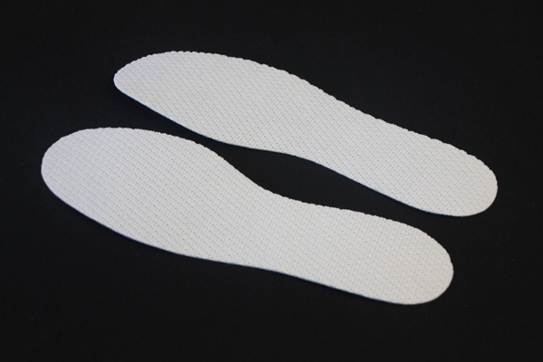 Comfortable Double Non-woven Best Comfort Insole Shock Absorbtion Insole