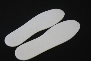 Soft Foot Care Latex Towelling Soft Shoe Inserts Insoles