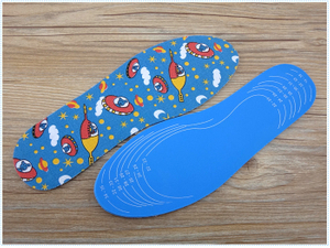 Custom Soft Children Insole for Shoes