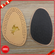 Healthy Custom Luxury Leather Insoles Leather Pad