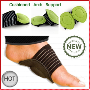 silicone pads for plantar fasciitis
