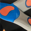 Sport Insoles Two-tone Insoles with Thick Soles Heel Inserts for Men